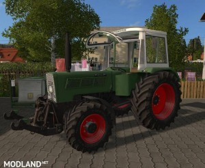 Update Fendt Farmer 100 - GB, MR, DH, HB v 2.0, 2 photo